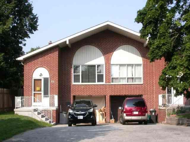 Main Photo: 61 Shademaster Court in Toronto: House (Backsplit 5) for sale (E11: TORONTO)  : MLS®# E1910345