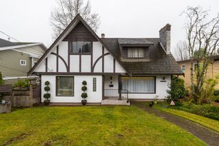 Photo 1: 5682 GILPIN Street in Burnaby: Deer Lake Place House for sale (Burnaby South)  : MLS®# R2423833