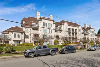 "Photo 1: 402 1655 GRANT Avenue in Port Coquitlam: Glenwood PQ Condo for sale in ""THE BENTON"" : MLS®# R2548196"