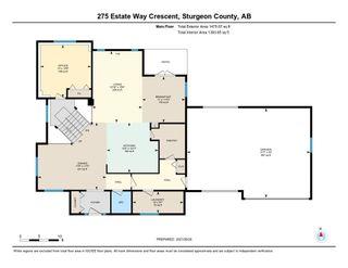 Photo 47: 275 Estate Way Crescent: Rural Sturgeon County House for sale : MLS®# E4266285