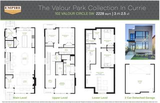 Photo 30: 102 Valour Circle SW in Calgary: Currie Barracks Detached for sale : MLS®# A1073935