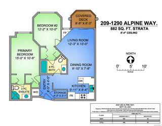 Photo 6: 209 1290 Alpine Rd in Courtenay: CV Mt Washington Condo for sale (Comox Valley)  : MLS®# 886621