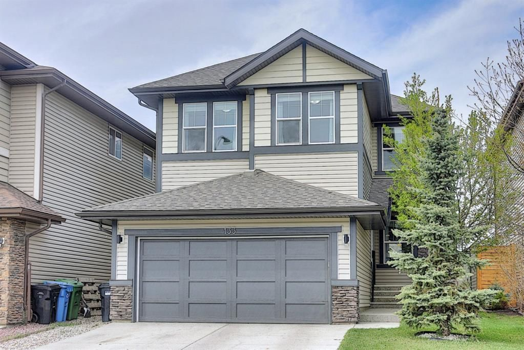 Main Photo: 133 WALDEN Square SE in Calgary: Walden Detached for sale : MLS®# A1101380