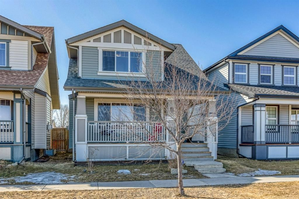 Main Photo: 1935 Reunion Boulevard NW: Airdrie Detached for sale : MLS®# A1090988