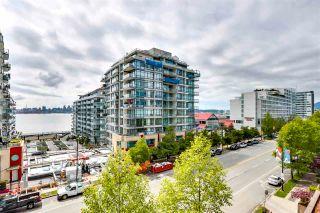 "Photo 25: 506 188 E ESPLANADE in North Vancouver: Lower Lonsdale Condo for sale in ""The Esplanade at The Pier"" : MLS®# R2615111"