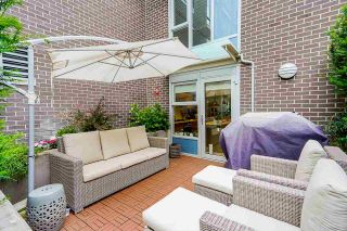 """Photo 1: 532 W 7TH Avenue in Vancouver: Fairview VW Townhouse for sale in """"CAMBIE+7"""" (Vancouver West)  : MLS®# R2590718"""