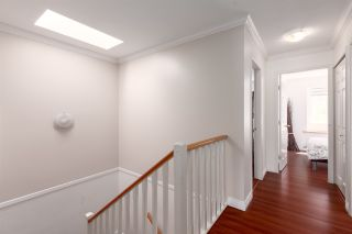 """Photo 8: 23 4711 BLAIR Drive in Richmond: West Cambie Townhouse for sale in """"SOMMERTON"""" : MLS®# R2396363"""