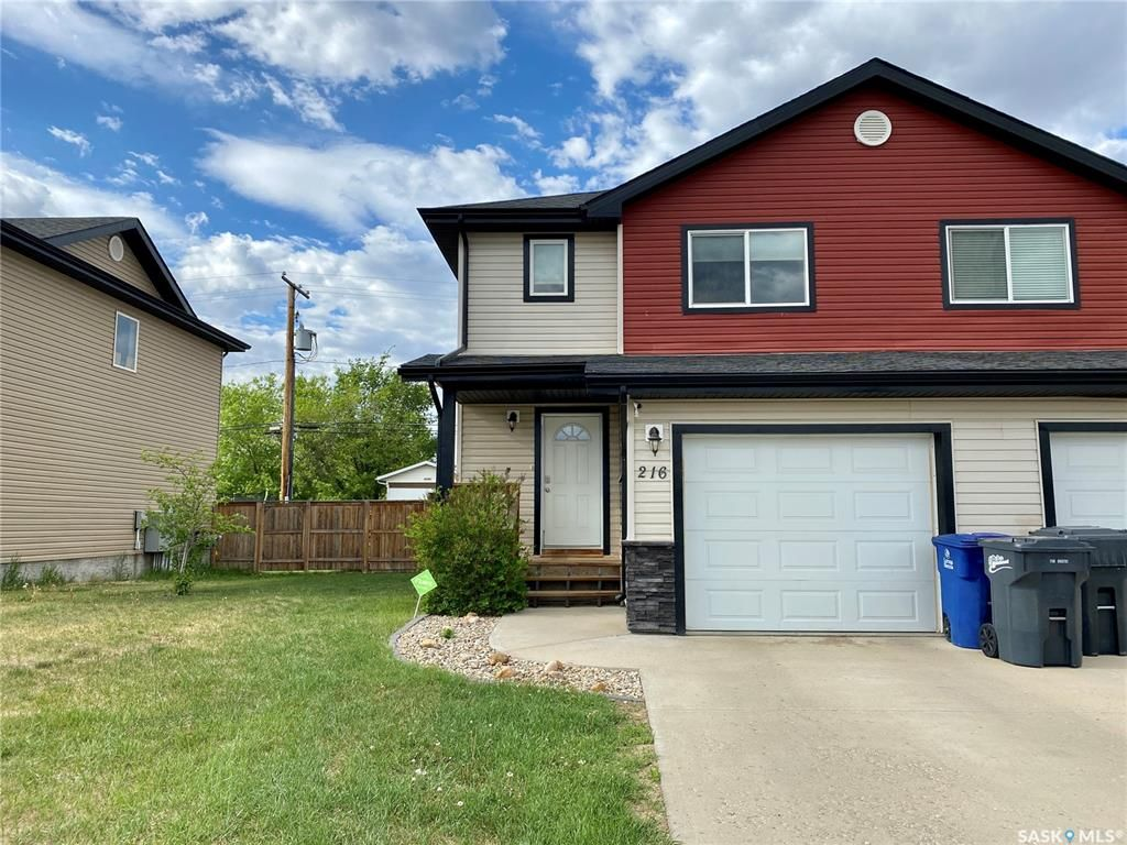 Main Photo: 216 202 15th Street in Battleford: Residential for sale : MLS®# SK858601