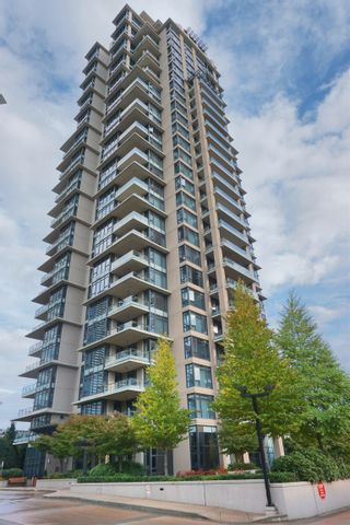 """Photo 1: 1007 2077 ROSSER Avenue in Burnaby: Brentwood Park Condo for sale in """"Vantage"""" (Burnaby North)  : MLS®# R2619512"""