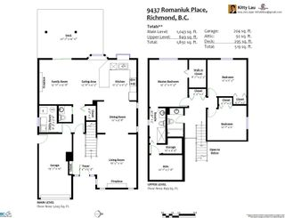 Photo 2: 9437 ROMANIUK Place in Richmond: Woodwards House for sale : MLS®# R2614568