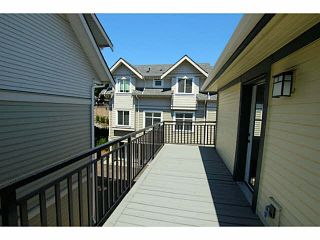 """Photo 13: 101 218 BEGIN Street in Coquitlam: Maillardville House for sale in """"BEGIN SQUARE"""" : MLS®# V1132326"""