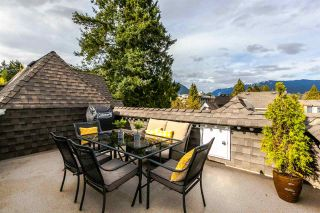"""Photo 17: 5 995 LYNN VALLEY Road in North Vancouver: Lynn Valley Townhouse for sale in """"RIVER ROCK"""" : MLS®# R2156356"""