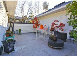 """Photo 10: 412 19645 64TH Avenue in Langley: Willoughby Heights Townhouse for sale in """"Highgate Terrace"""" : MLS®# F1325076"""