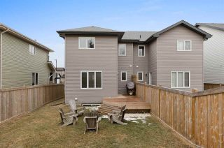Photo 32: 40 ROYAL Street: St. Albert House Half Duplex for sale : MLS®# E4234909