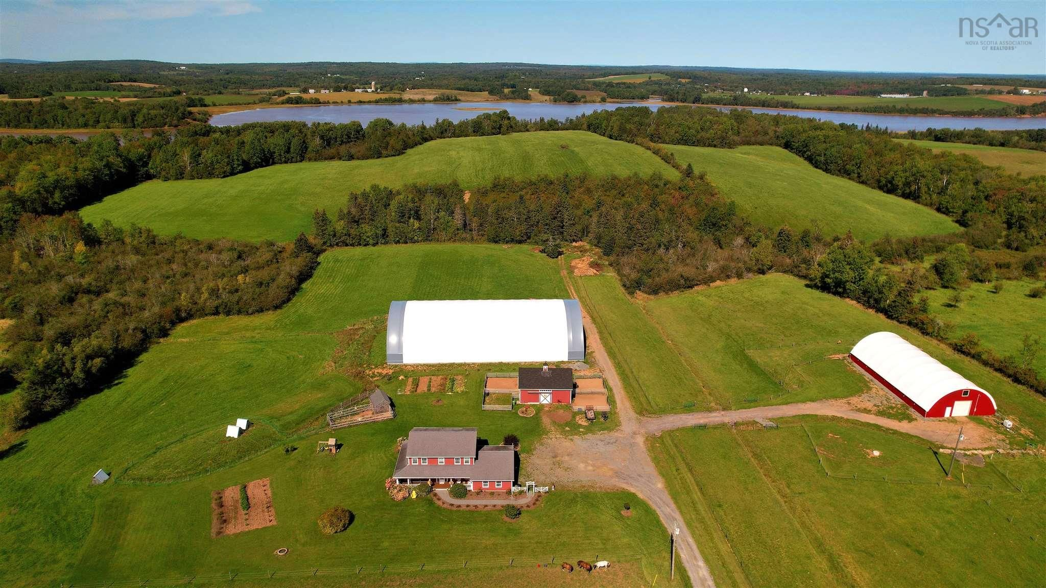 Main Photo: 697 Belmont Road in Belmont: 404-Kings County Farm for sale (Annapolis Valley)  : MLS®# 202120786