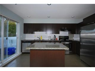 Photo 4: 11 7533 HEATHER Street in Richmond: McLennan North Townhouse for sale : MLS®# V864300