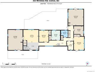 Photo 73: 353 Wireless Rd in Comox: CV Comox Peninsula House for sale (Comox Valley)  : MLS®# 881737