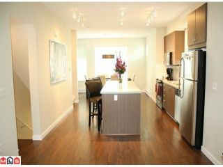 """Photo 2: 61 31125 WESTRIDGE Place in Abbotsford: Abbotsford West Townhouse for sale in """"Kinfield"""" : MLS®# F1210958"""