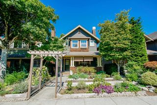 """Photo 1: 721 COLBORNE Street in New Westminster: GlenBrooke North House for sale in """"Glenbrook North"""" : MLS®# R2609816"""