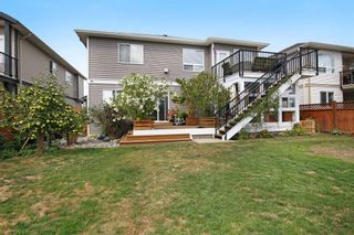 """Photo 18: 34906 2ND Avenue in Abbotsford: Poplar House for sale in """"Huntindgon Village"""" : MLS®# R2102845"""