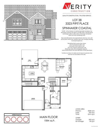 Photo 3: 3323 Pipit Pl in : Co Royal Bay House for sale (Colwood)  : MLS®# 883648