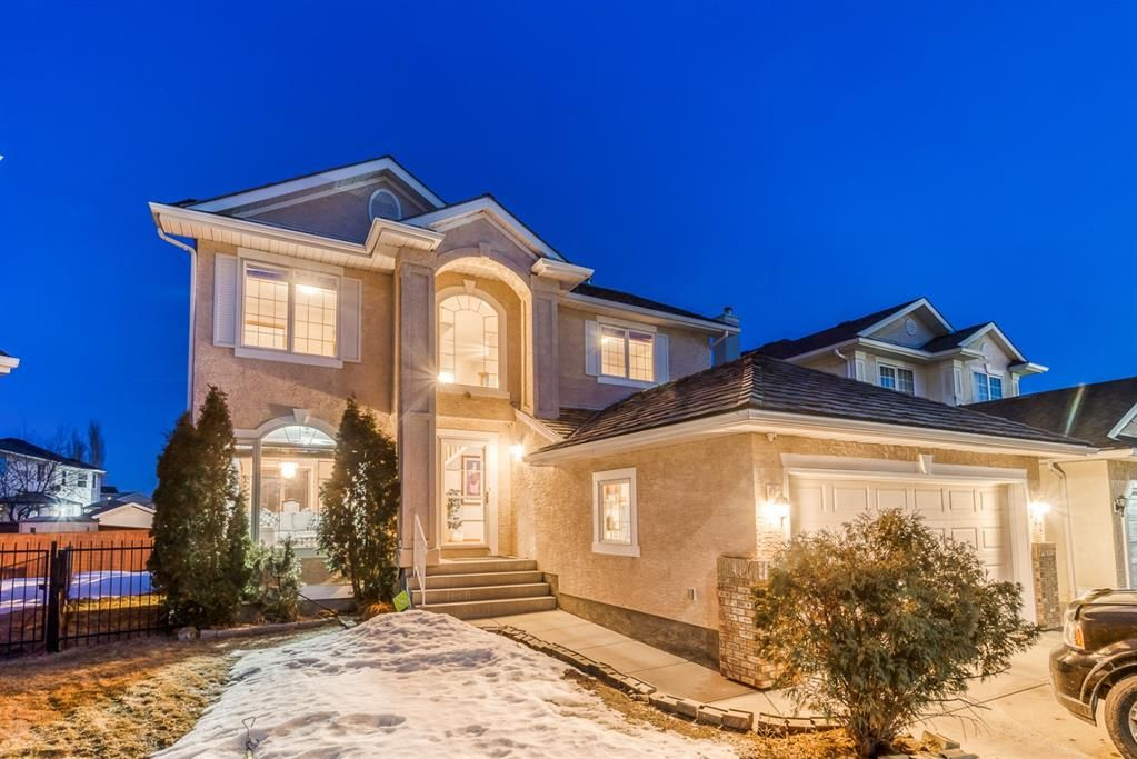 Main Photo: 232 Coral Shores Court NE in Calgary: Coral Springs Detached for sale : MLS®# A1081911