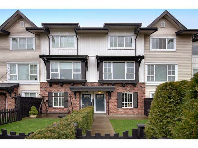 """Main Photo: 66 2450 161A Street in Surrey: Grandview Surrey Townhouse for sale in """"GLENMORE"""" (South Surrey White Rock)  : MLS®# F1431782"""