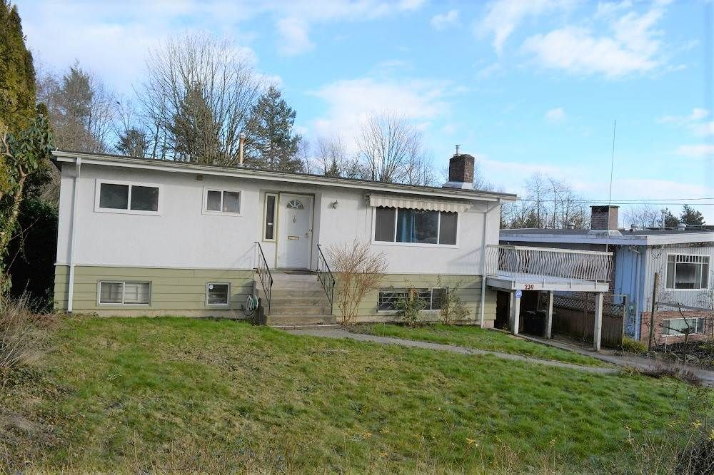 Main Photo: 239 MUNDY STREET in Coquitlam: Coquitlam East House for sale : MLS®# R2536964