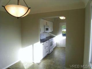 Photo 3: 1607 Chandler Ave in VICTORIA: Vi Fairfield East Half Duplex for sale (Victoria)  : MLS®# 504379