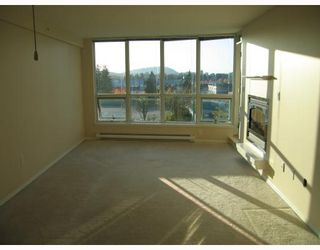 "Photo 2: 606 1148 HEFFLEY Crescent in Coquitlam: North Coquitlam Condo for sale in ""THE CENTURA"" : MLS®# V795561"