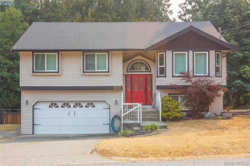 Main Photo: 2895 Cudlip Rd in SHAWNIGAN LAKE: ML Shawnigan House for sale (Malahat & Area)  : MLS®# 795163
