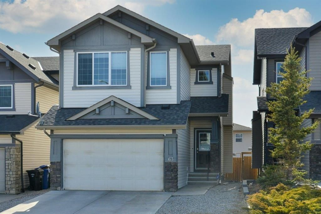 Main Photo: 63 Panton Link NW in Calgary: Panorama Hills Detached for sale : MLS®# A1092149