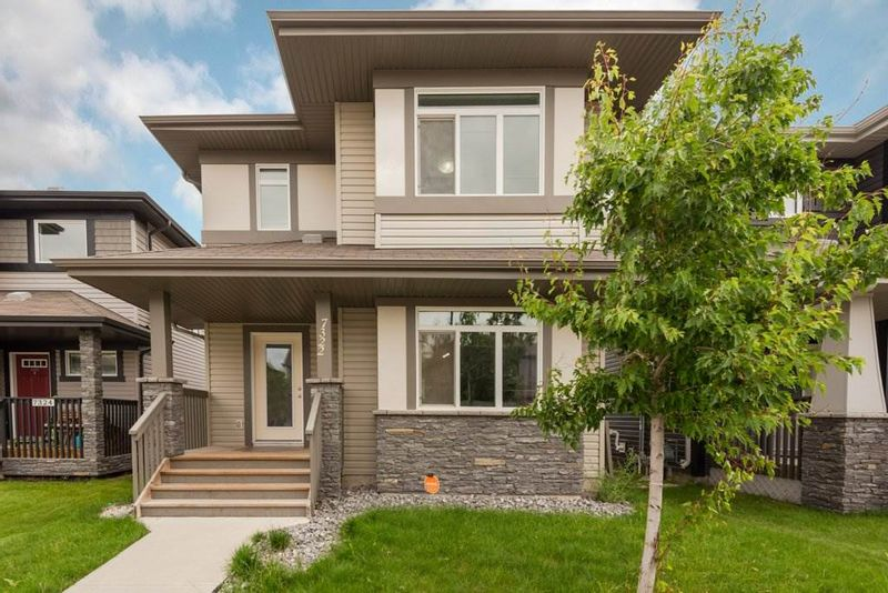FEATURED LISTING: 7322 ARMOUR Crescent Edmonton