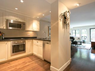 """Photo 18: 203 1477 FOUNTAIN Way in Vancouver: False Creek Condo for sale in """"FOUNTAIN TERRACE"""" (Vancouver West)  : MLS®# V1142594"""