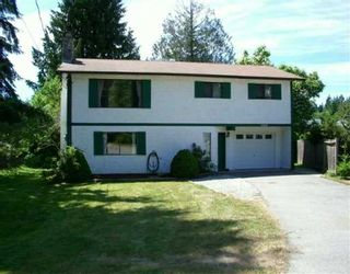 Photo 1: 1266 MARION Place in Gibsons: Gibsons & Area House for sale (Sunshine Coast)  : MLS®# V603132