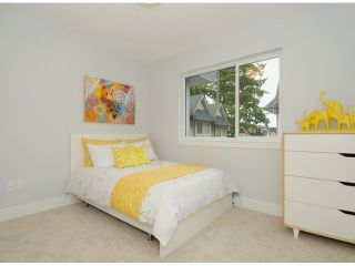 """Photo 10: # 1 1466 EVERALL ST: White Rock Townhouse for sale in """"THE FIVE"""" (South Surrey White Rock)  : MLS®# F1313640"""