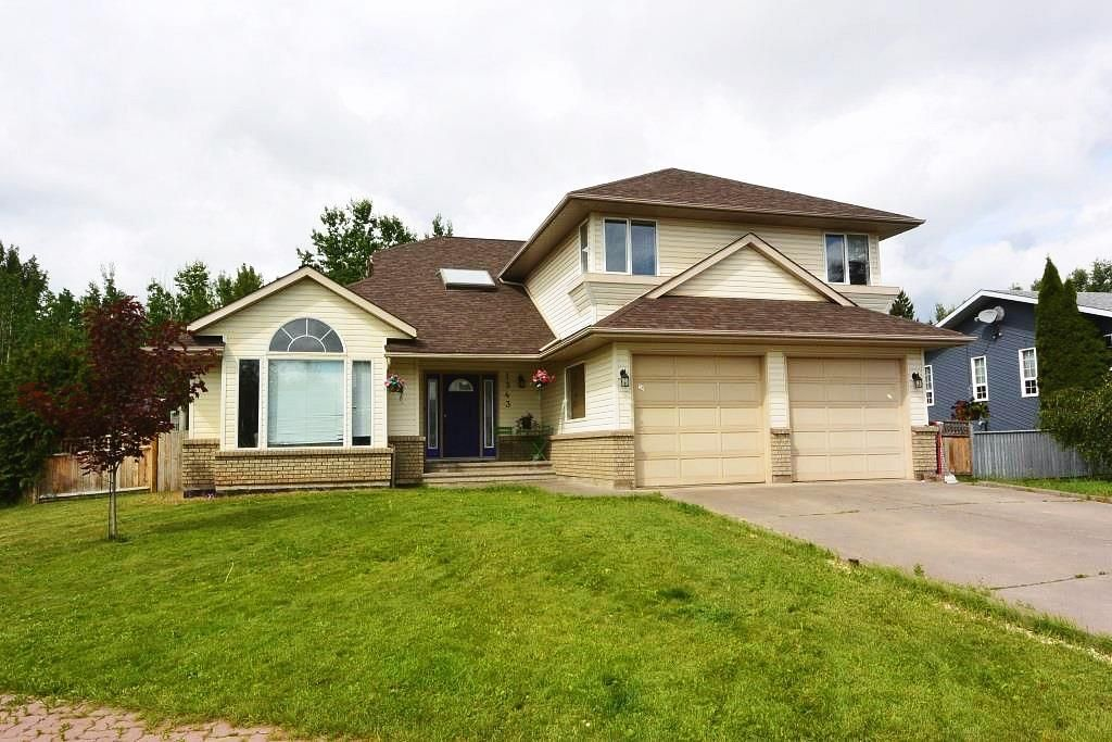 Main Photo: 1343 Driftwood Crescent Smithers BC | Silver King Neighbourhood