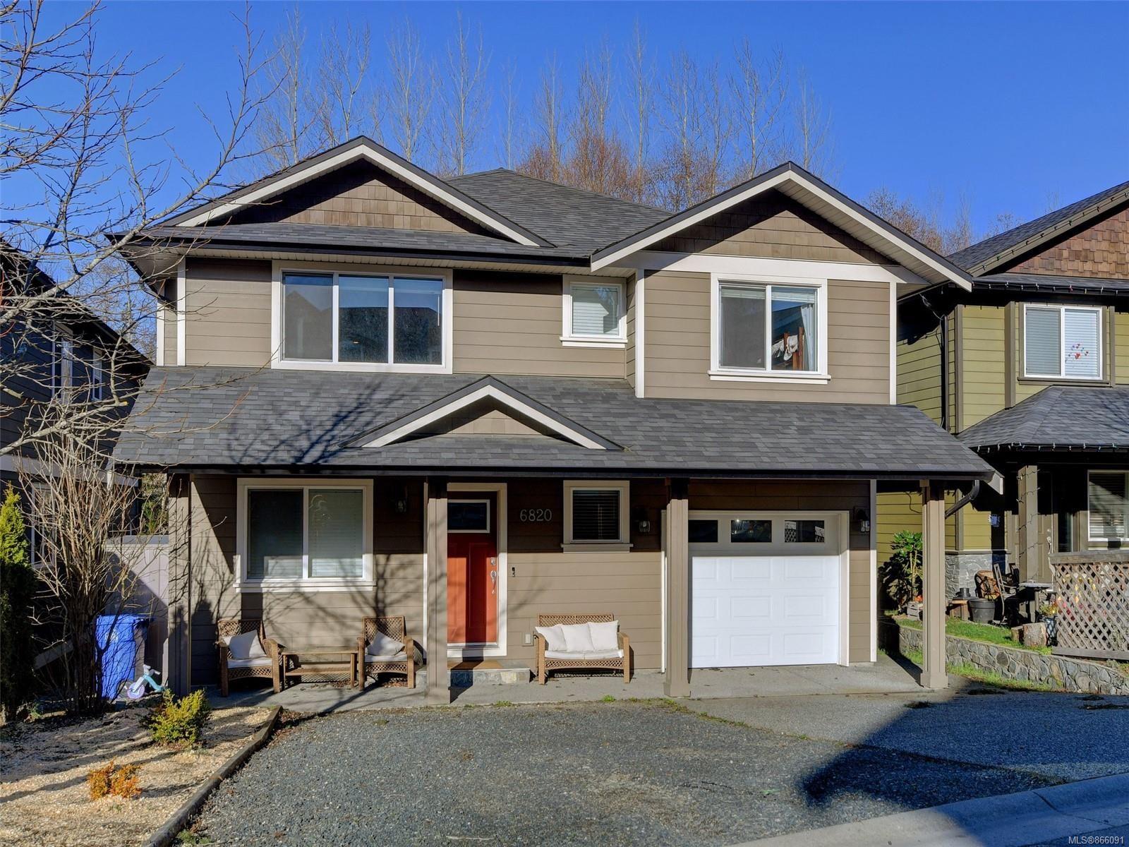 Main Photo: 6820 Marsden Rd in : Sk Broomhill House for sale (Sooke)  : MLS®# 866091