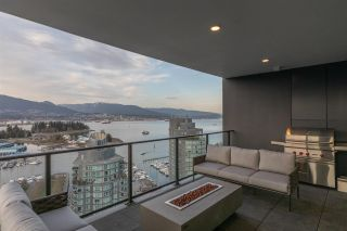 """Photo 24: 2501 620 CARDERO Street in Vancouver: Coal Harbour Condo for sale in """"Cardero"""" (Vancouver West)  : MLS®# R2565115"""