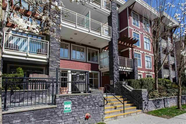 Main Photo: 318 2477 KELLY AVENUE in : Central Pt Coquitlam Condo for sale : MLS®# R2353346
