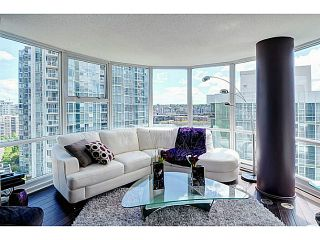 Photo 3: # 1608 193 AQUARIUS ME in Vancouver: Yaletown Condo for sale (Vancouver West)  : MLS®# V1013693