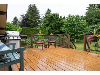 "Photo 18: 6526 HILLSIDE Crescent in Delta: Sunshine Hills Woods House for sale in ""SUNSHINE HILLS"" (N. Delta)  : MLS®# R2074271"