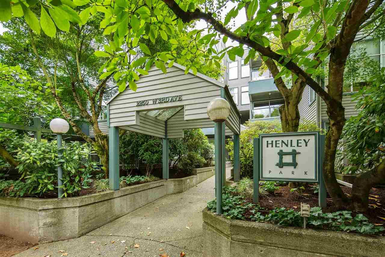 Main Photo: 201 2250 West 3rd Ave in Vancouver: Kitsilano Condo for sale (Vancouver West)  : MLS®# R2311547