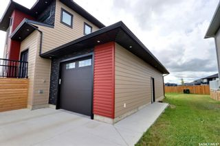 Photo 37: 127 Hadley Road in Prince Albert: Crescent Acres Residential for sale : MLS®# SK863047