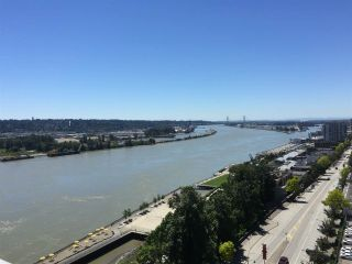 Photo 4: 1605 125 COLUMBIA STREET in New Westminster: Downtown NW Condo for sale : MLS®# R2177388