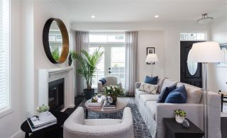 """Photo 3: 334 W 62ND Avenue in Vancouver: Marpole Townhouse for sale in """"Residence on Winona Park"""" (Vancouver West)  : MLS®# R2167442"""