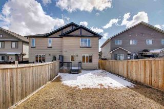 Photo 47: 5114 168 Avenue in Edmonton: Zone 03 House Half Duplex for sale : MLS®# E4237956
