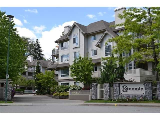 """Main Photo: 321 1252 TOWN CENTRE Boulevard in Coquitlam: Canyon Springs Condo for sale in """"THE KENNEDY"""" : MLS®# V1046370"""