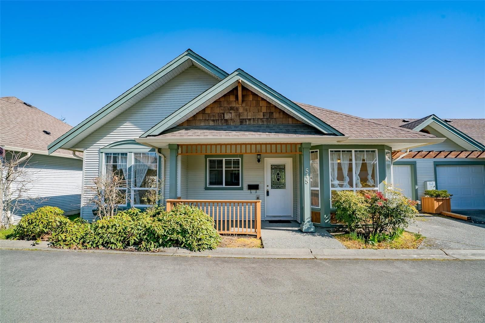 Main Photo: 545 Asteria Pl in : Na Old City Row/Townhouse for sale (Nanaimo)  : MLS®# 878282