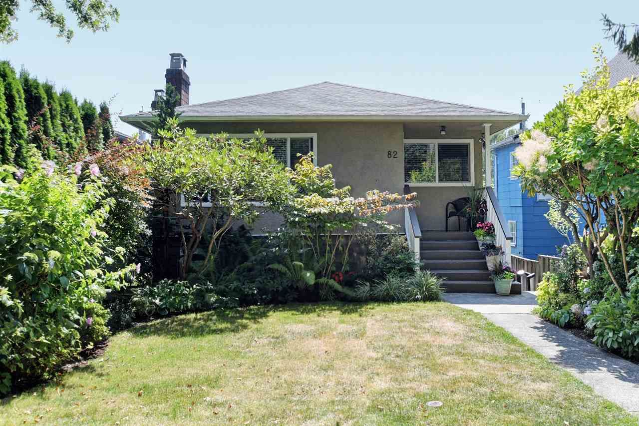 """Main Photo: 82 E 45TH Avenue in Vancouver: Main House for sale in """"MAIN STREET"""" (Vancouver East)  : MLS®# R2394942"""